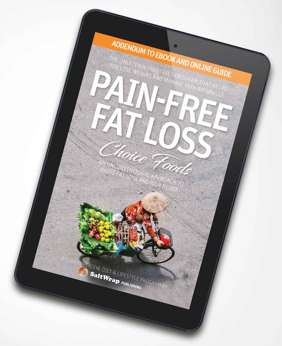 Choice Foods Guide from Pain-Free Fat Loss