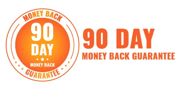 90 Day Money Back Guarantee Pain-Free Fat Loss