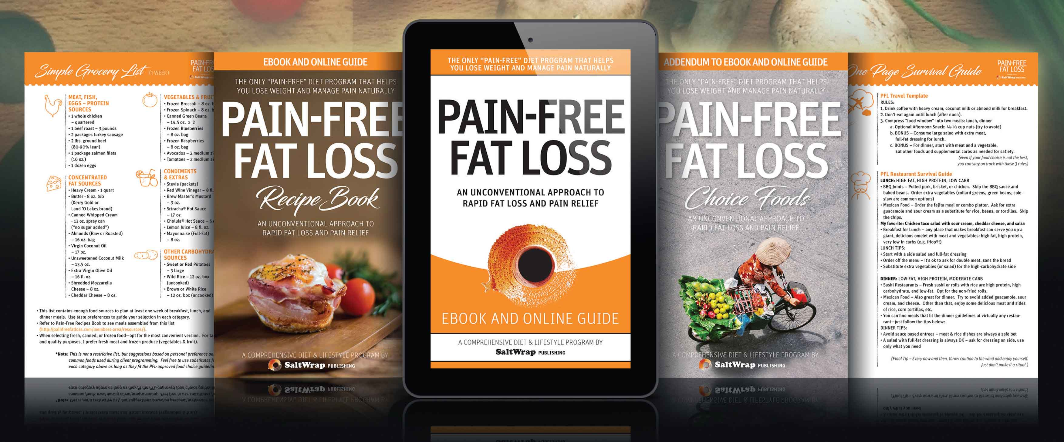 Pain-Free Fat Loss collection all